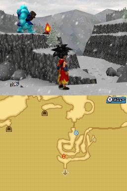 雪山-怪物斗恶龙勇者篇J2(DragonQuestMons诛仙天音魔攻略图片